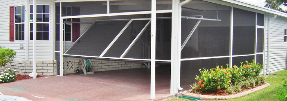 Lifestyle Screens Specialty Products Westman Garage